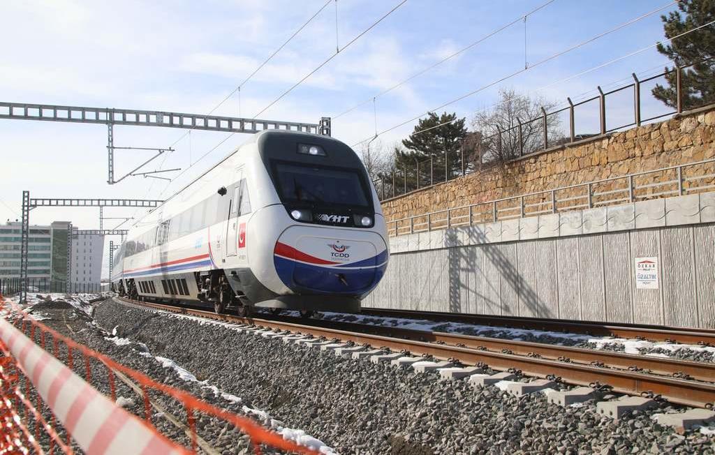 Yüksek Hızlı Trenle Eğitimde Kalite Artacak