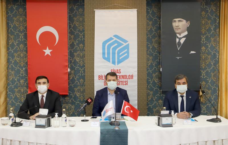 Stratejik Plan Dış Paydaş Çalıştay'ı Açılışı Yapıldı