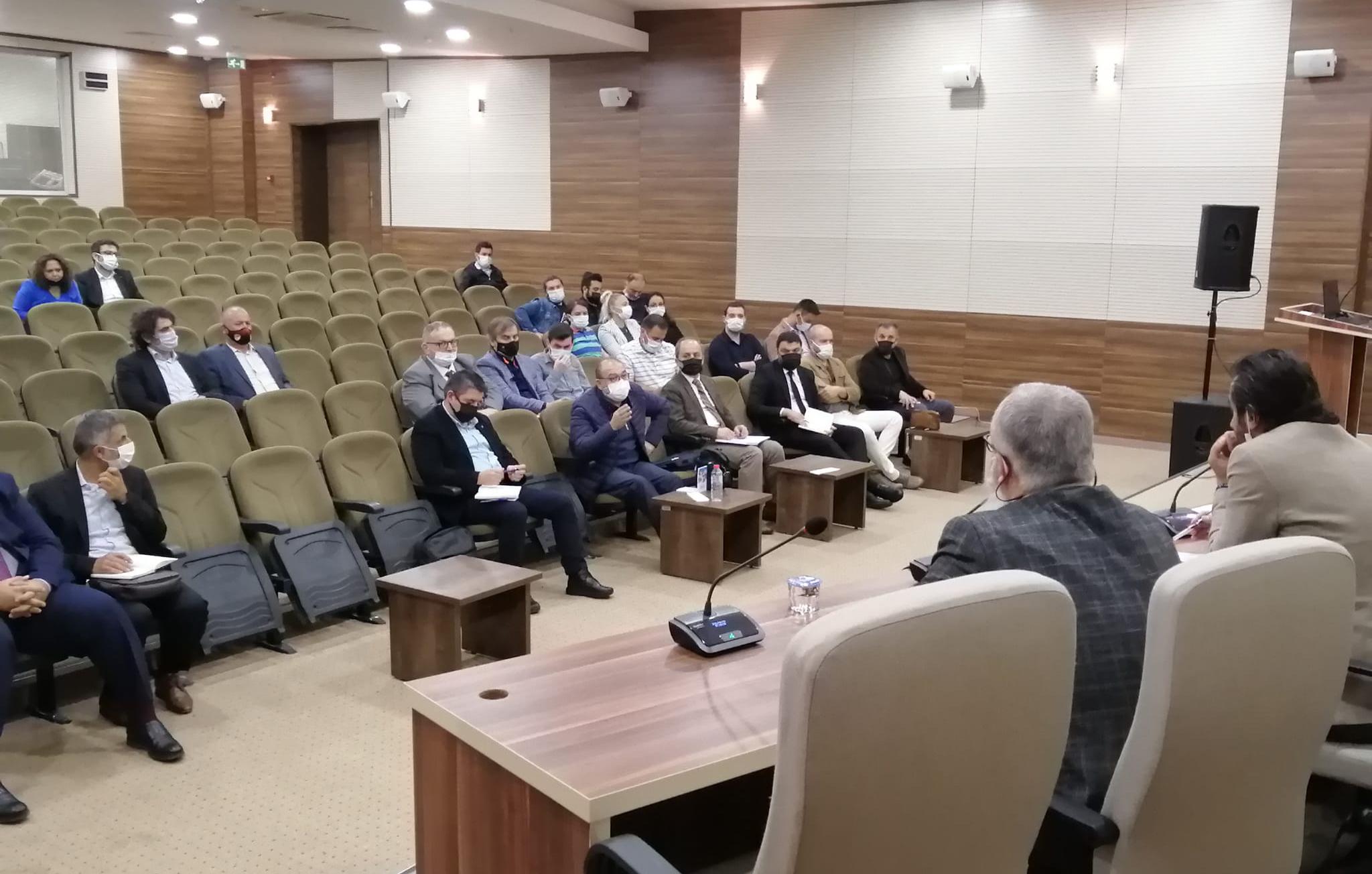 Anadolu Üniversiteler Birliği Bünyesinde Bulunan 9 Üniversitenin Uluslararası Öğrenci Koordinatörleri ve Kariyer Merkezi Sorumluları Toplandı