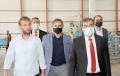 Rektör Prof. Dr. Mehmet Kul, Üniversite-Sanayi İş Birliği Programı Kapsamında Sivas OSB'de Faaliyet Gösteren 2 Fabrikayı Ziyaret Etti