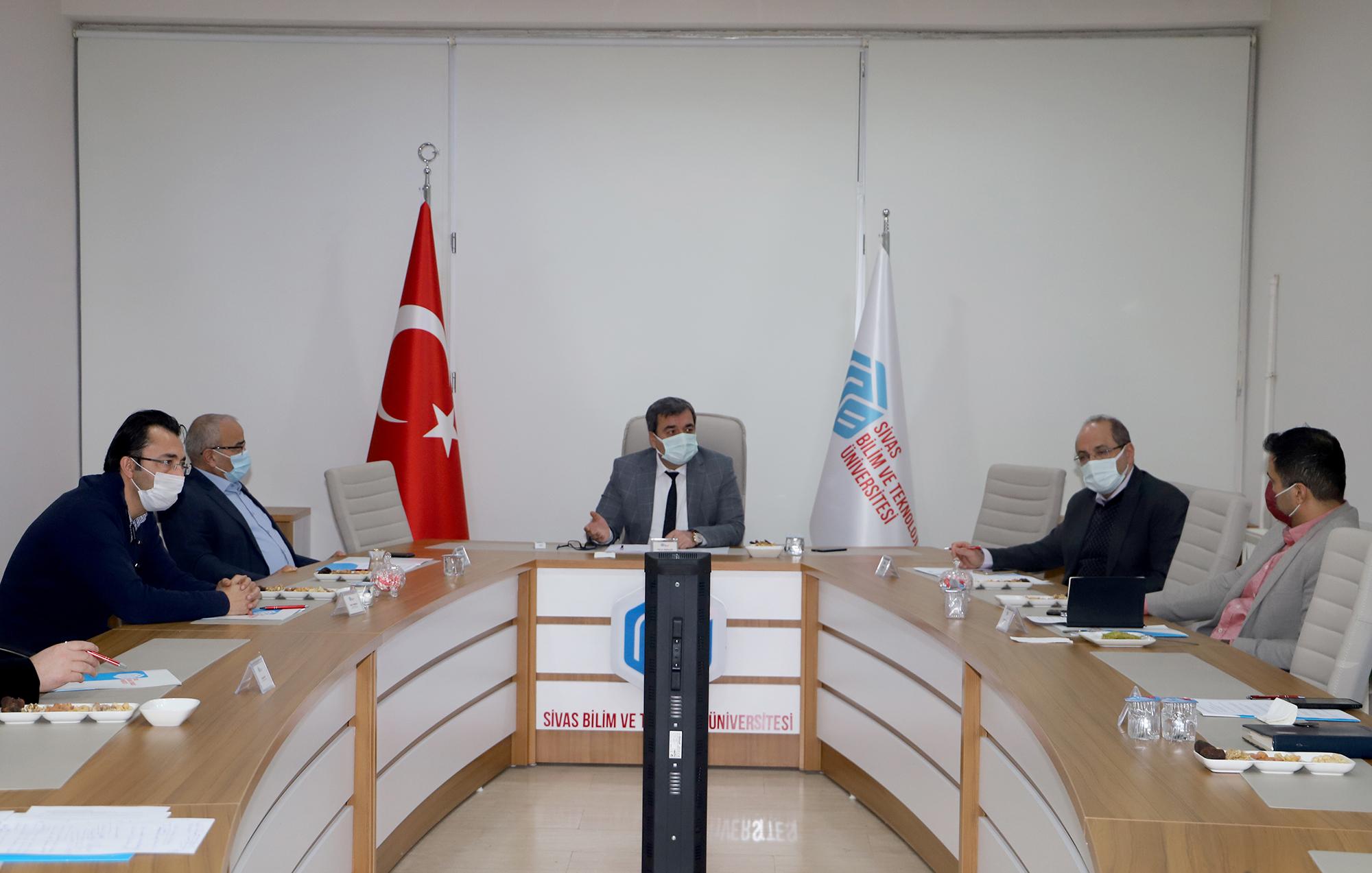 Sanayi Temsilcileriyle Odak Grup Çalışması Toplantısı Gerçekleştirildi
