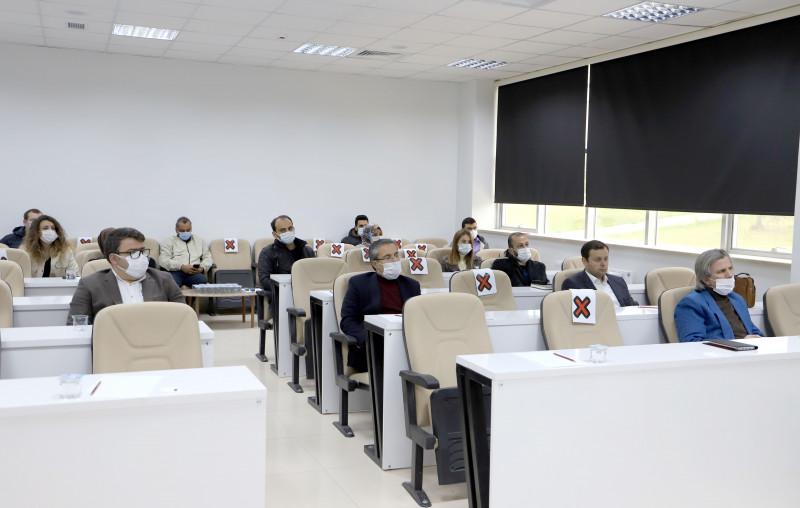 """""""Yükseköğretim Sektör Analizi ve Kalite Politikaları"""" Çalıştayı gerçekleştirildi"""
