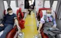 Akademik ve İdari Personelimiz Kızılay'a Kan Bağışında Bulundu