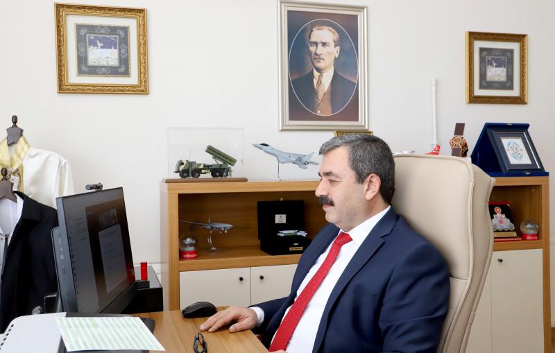 Prof. Dr. Mustafa Böyükata İle Söyleşi