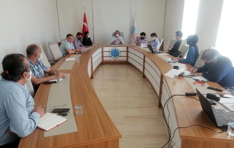 Erasmus+ Genel Koordinatörlüğü 3. İstişare Toplantısı Yapıldı