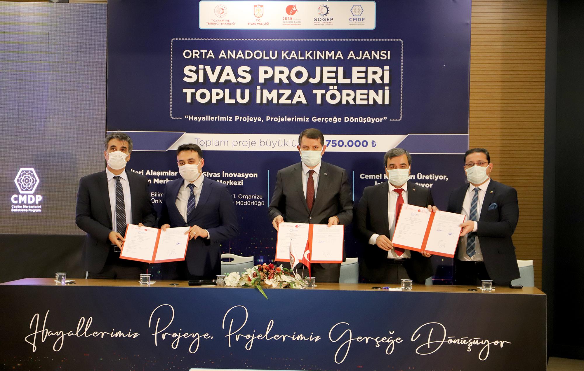 İleri Alaşımlar Üretim Merkezi İçin Cihaz ve Ekipman Alınacak
