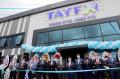 Rektörümüz Tayfx Hassas Optik Firmasının Açılışına Katıldı