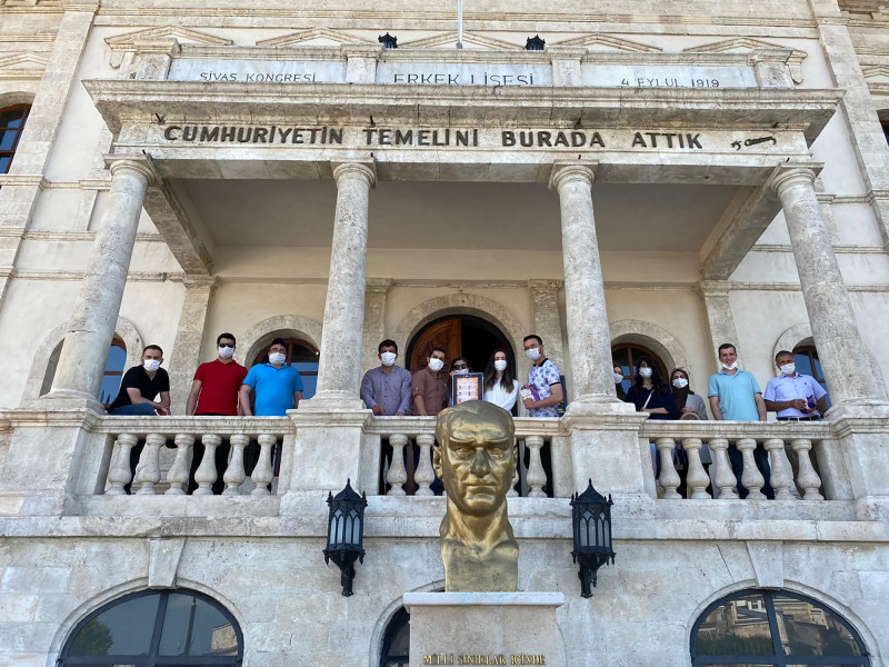 İlk Öğrencilerimize Sivas Gezisi