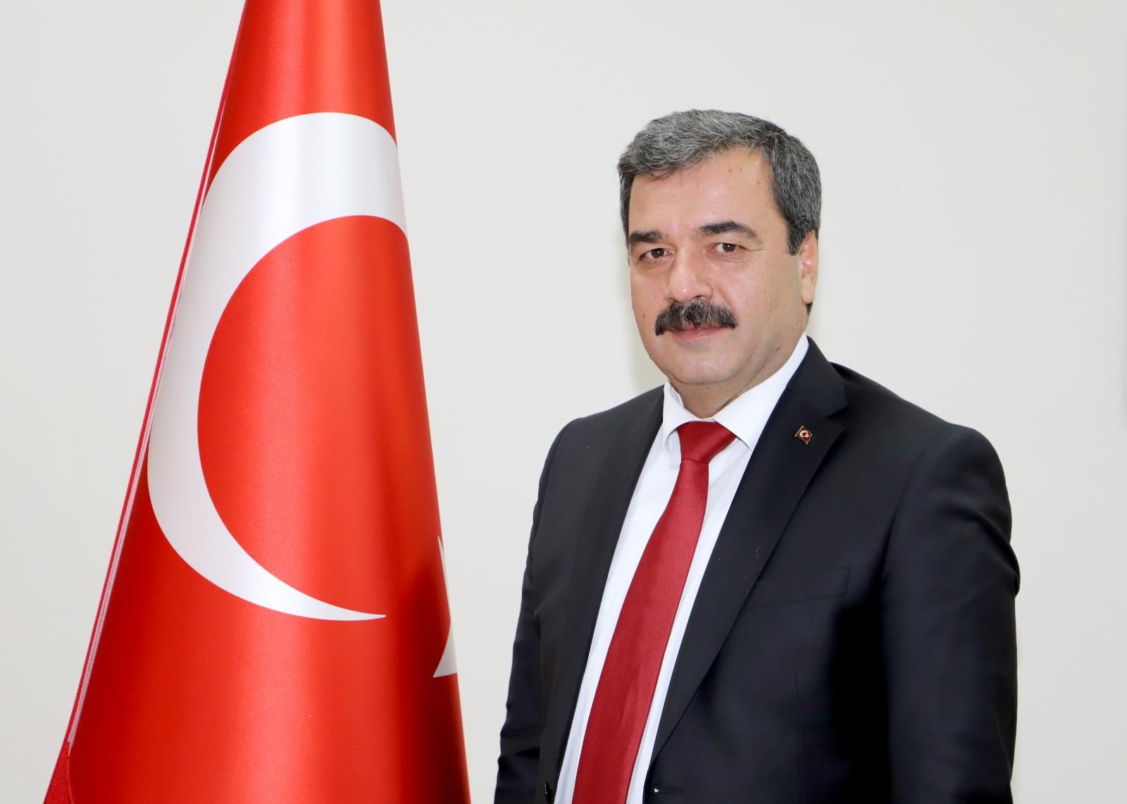 Rektörümüz Prof. Dr. Mehmet KUL'un Zafer Bayramı Mesajı