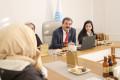 Sivas Çocuk Hakları İl Komitesinden Üniversitemize Ziyaret
