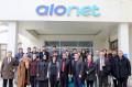 Sivas Bilim ve Teknoloji Üniversitesiden ALONET'e Ziyaret
